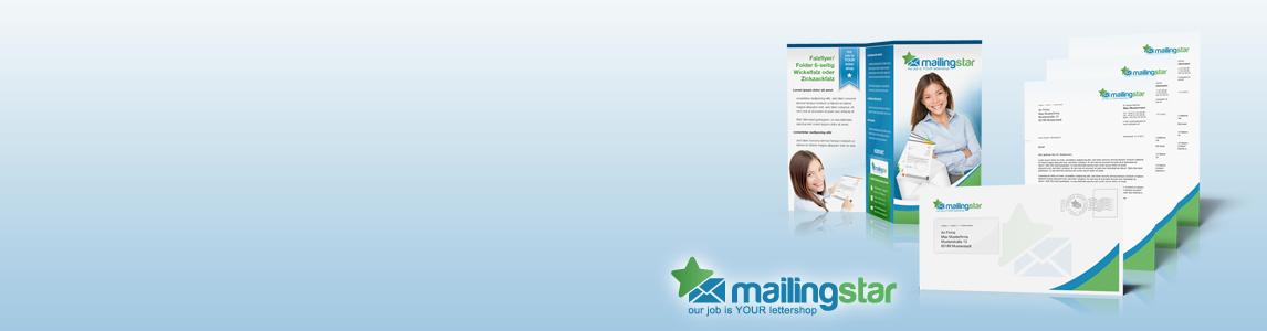 Mailings online kalkulieren