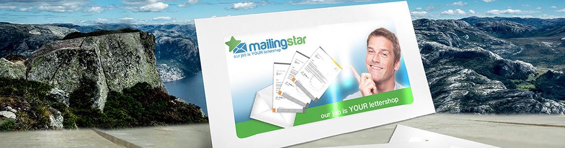 Panorama Werbefenster Kuvert Mailing Online Kalkulieren