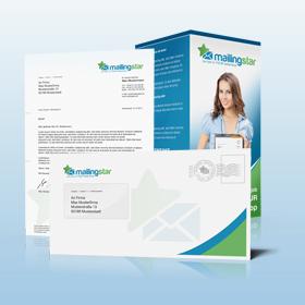 Mailings Lettershop online kalkulieren